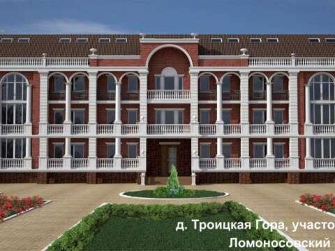 ЖК Троицкая Гора
